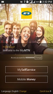 Download MyMTN App for iOS & Android, and Forget MTN Customers Care Delays.