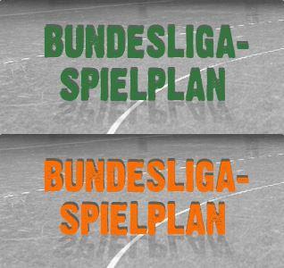 Bundesliga Spielplan 2015-16