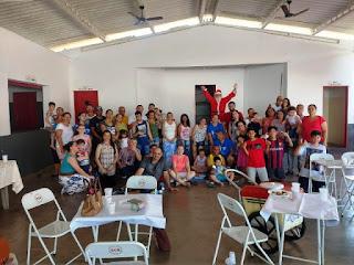 AMAR reúne famílias em confraternização de fim de ano