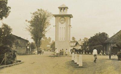 4 Monumen Bersejarah yang Hilang di Kota Padang