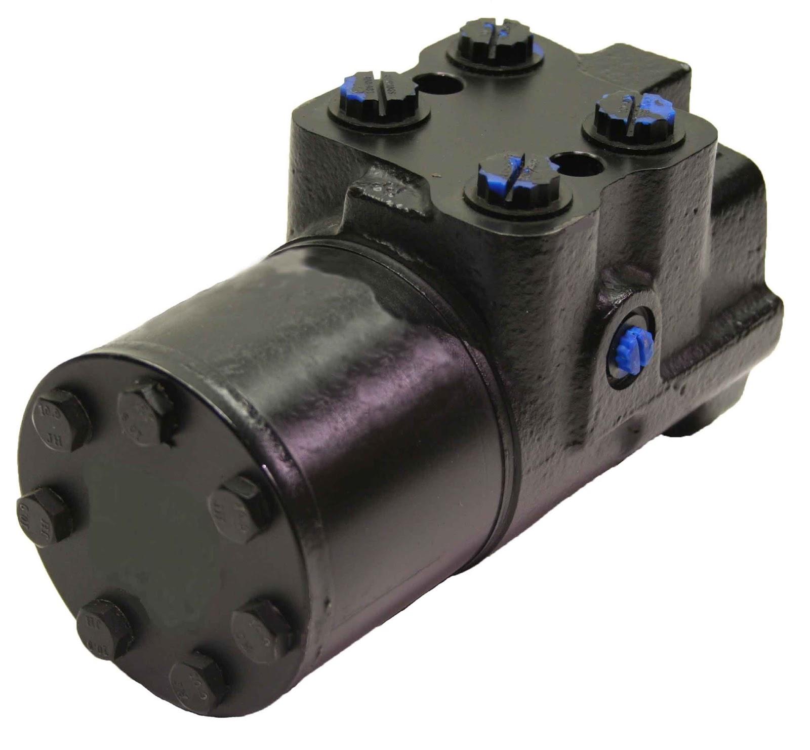 Flint hydraulics inc may 2016 for Char lynn hydraulic motor repair
