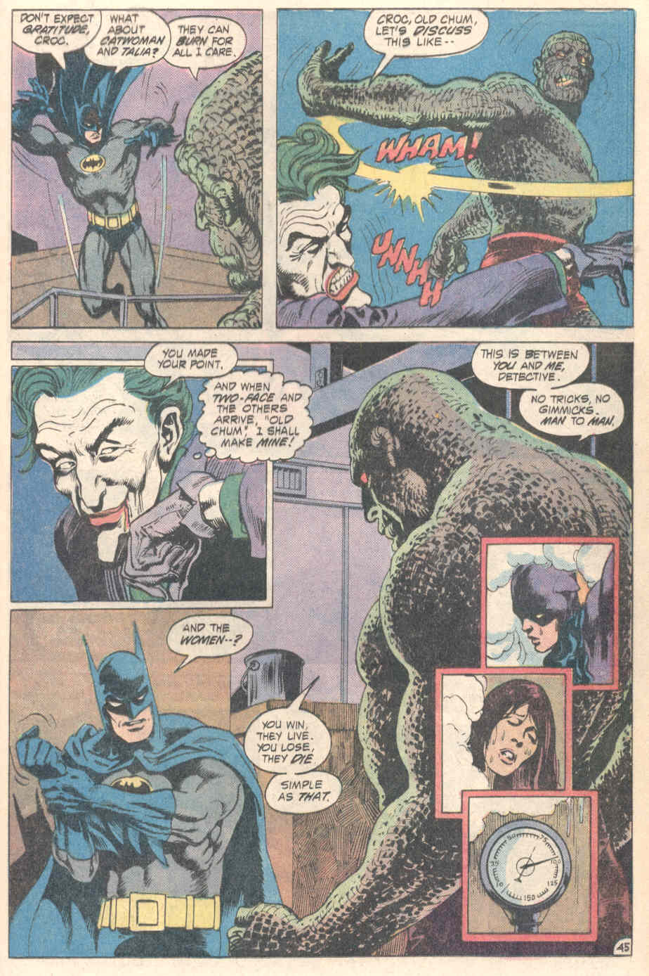 Detective Comics (1937) 526 Page 45