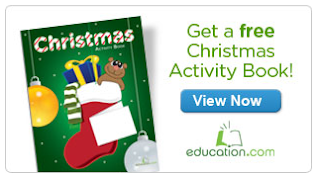 Image: Free Christmas Activity Book