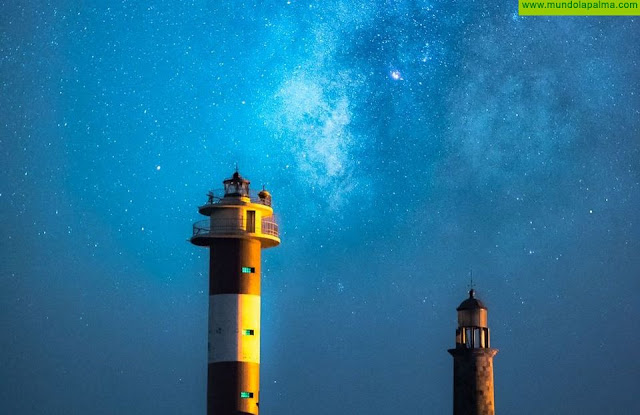 Fuencaliente presente en el ciclo de conferencias telemáticas organizadas por la Fundación Starlight