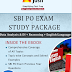 SBI PO Study Package DI, English, Reasoing By Jagron Josh