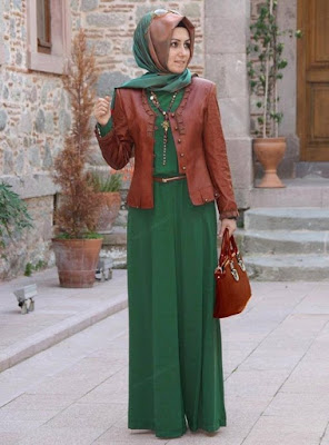trend hijab ala turki 2016