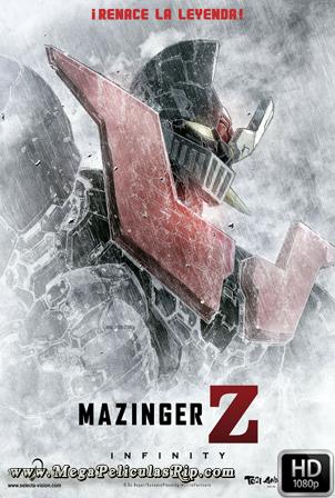 Mazinger Z Infinity [1080p] [Castellano-Japones] [MEGA]