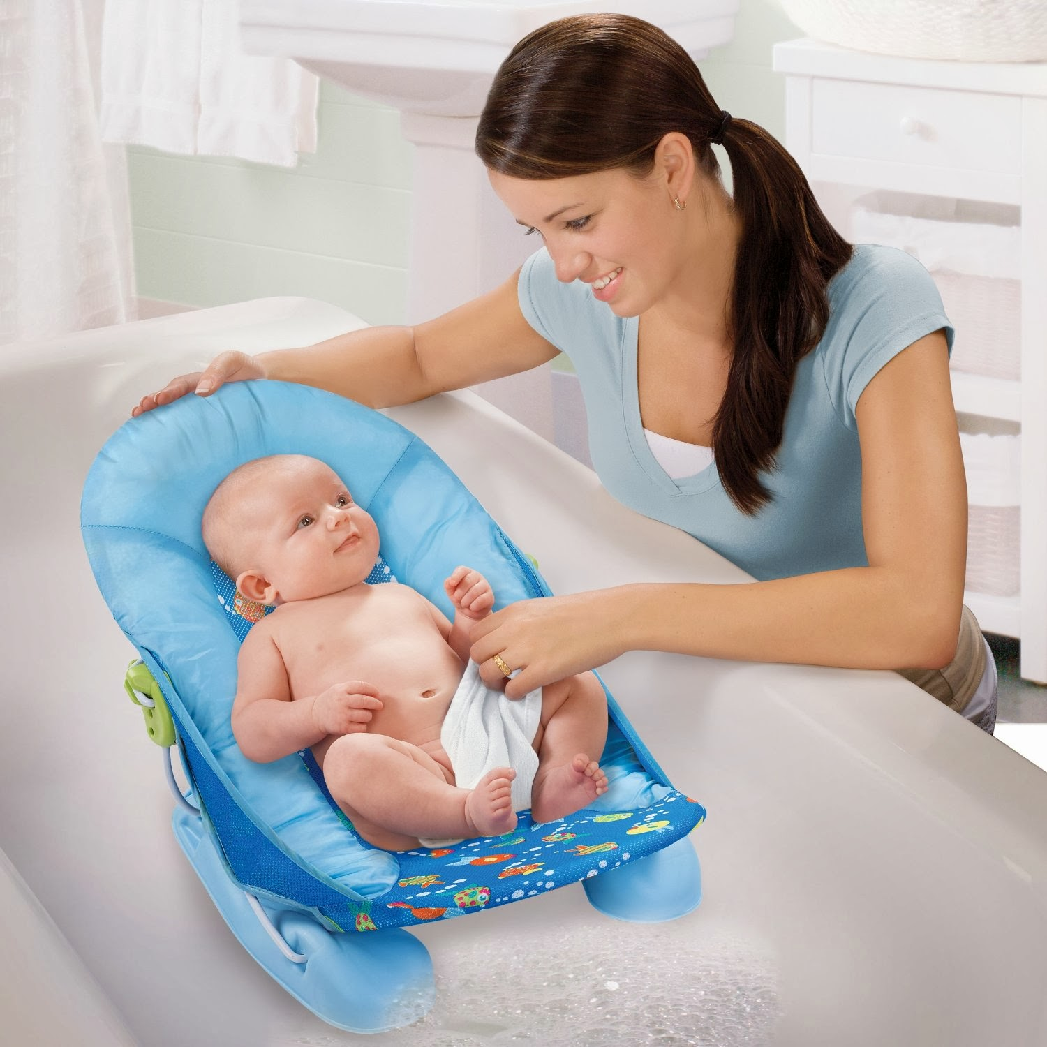 Baby Bath Tub With Sling Uk