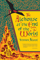 review: The Alehouse at the End of the World by Stevan Allred
