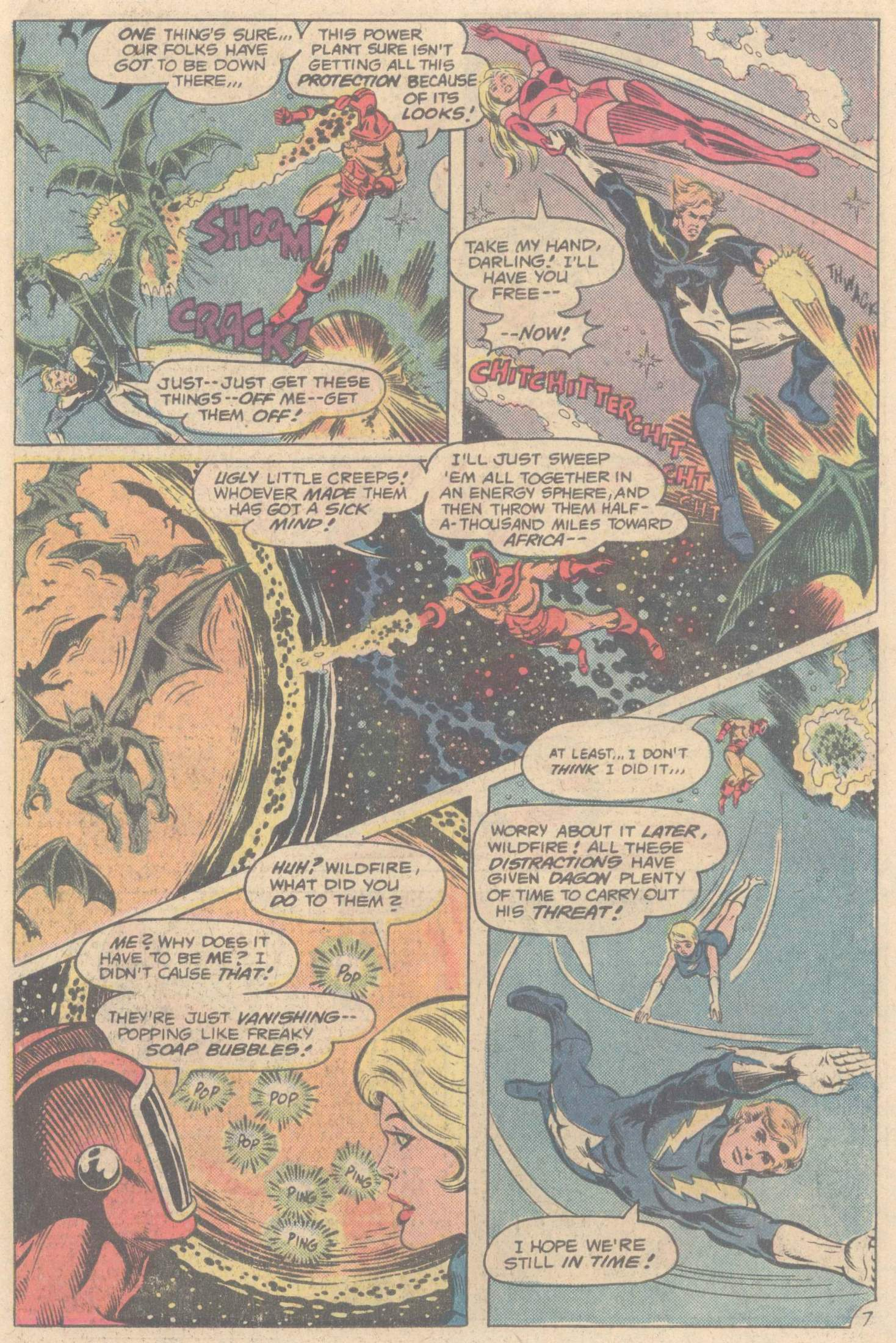 Legion of Super-Heroes (1980) 264 Page 10