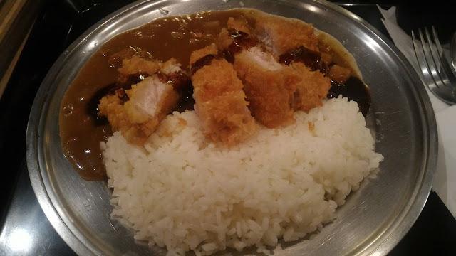 【台北公館美食】超大份量咖哩飯,銀咖哩 富士山咖哩