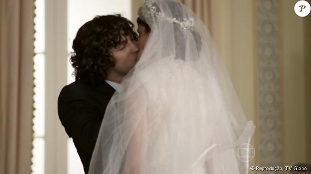 Vestido de noiva da Angel/ Arlete (Camila Queiroz) Verdades Secretas Véu
