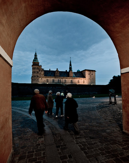 Castelo de Kronborg, Helsingör, Dinamarca