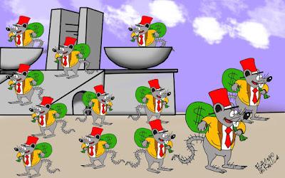 Brasil vira zona