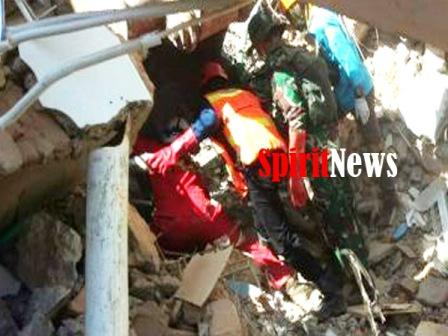 Satgas Raider 700/WYC Temukan Mayat Dosen UNM di Hotel Roa-Roa