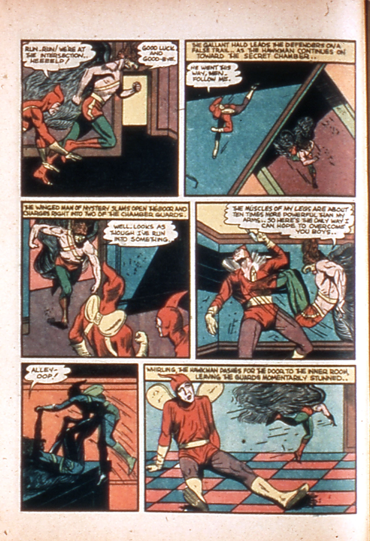 All-Star Comics (1940) issue 10 - Page 12