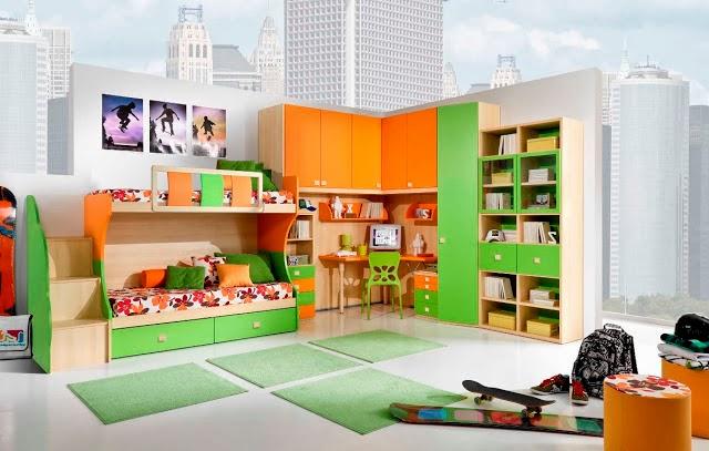Habitaciones tem ticas para j venes dormitorios colores - Decorar paredes habitacion juvenil ...