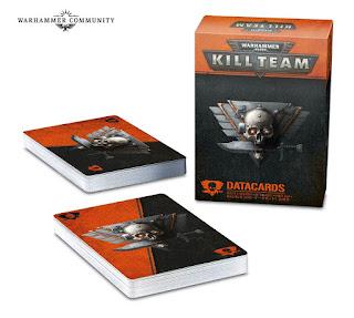 Datacards Kill Team