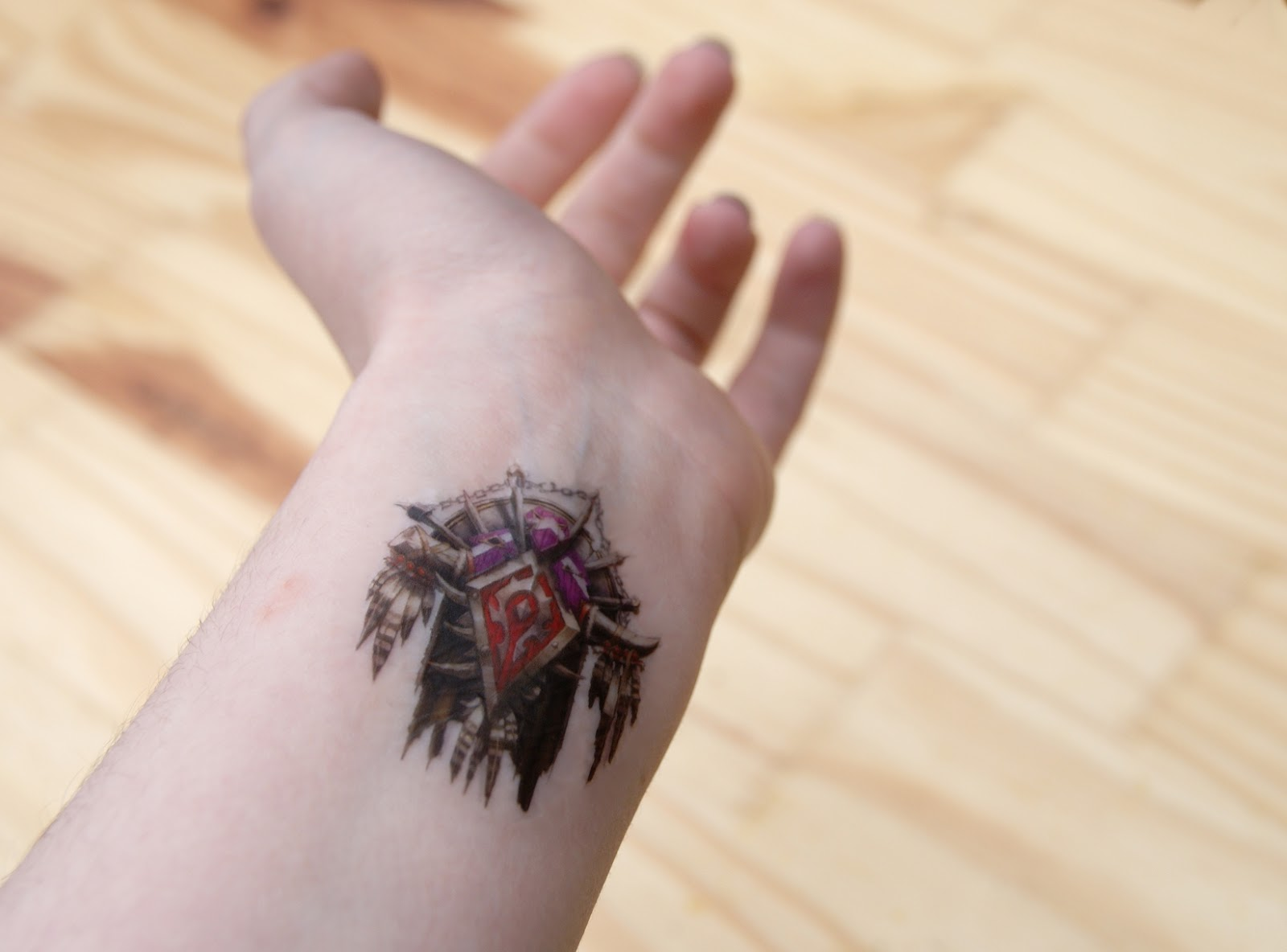 Wow Druid Tattoo