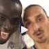 """Zlatan Ibrahimovic surnom l'ivoirien Eric Bailly son coéquipier à Manchester United """"Kunta Kinté"""""""