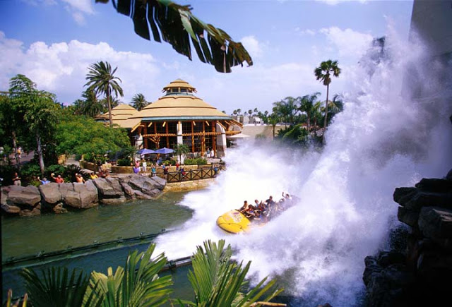 Lost Continent en Islands of Adventure en Orlando