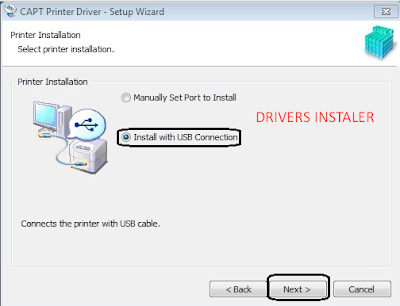 Sharp MX-4501N Driver Installers