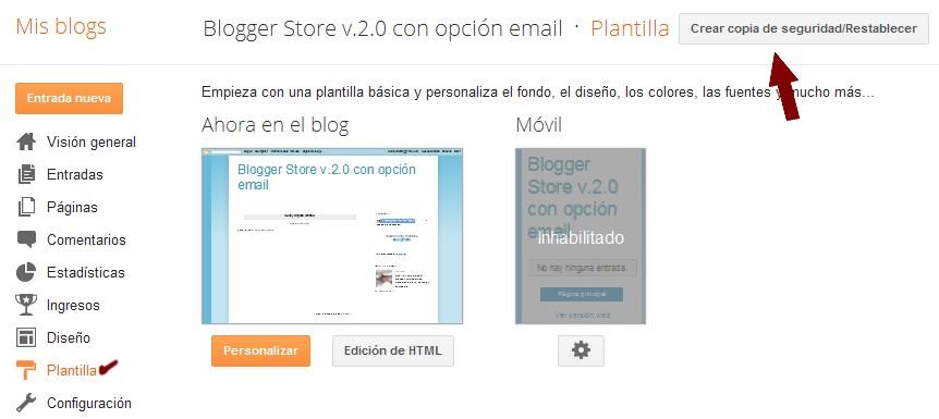 Blogger Store: Instalación, ajustes y crear productos | Oloblogger