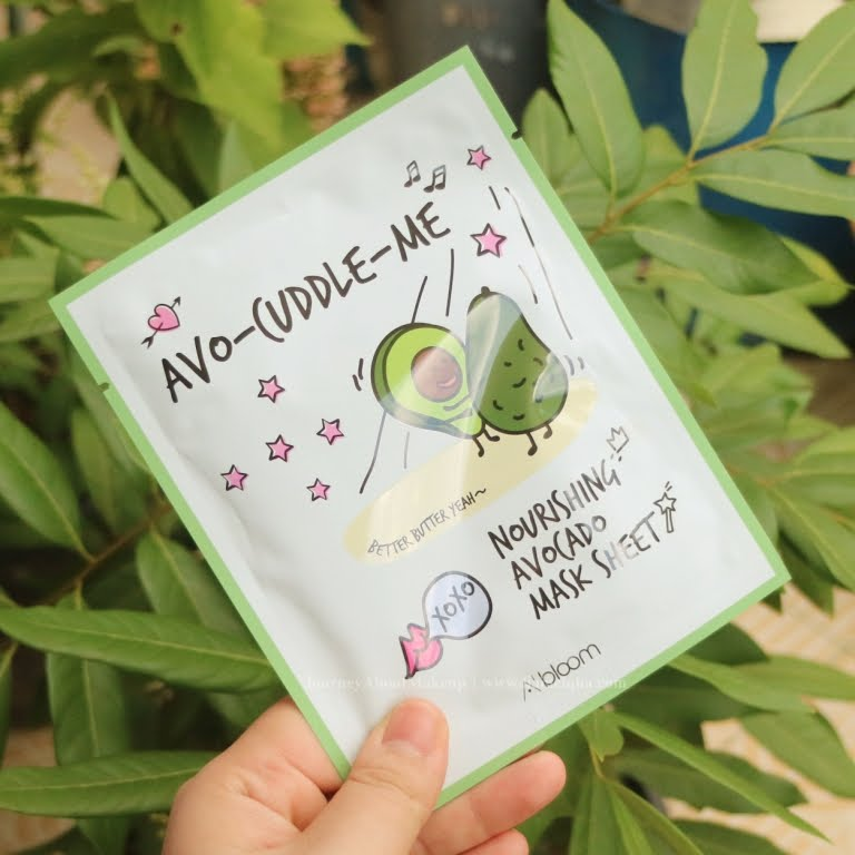 A'bloom Fruit Mask Sheet