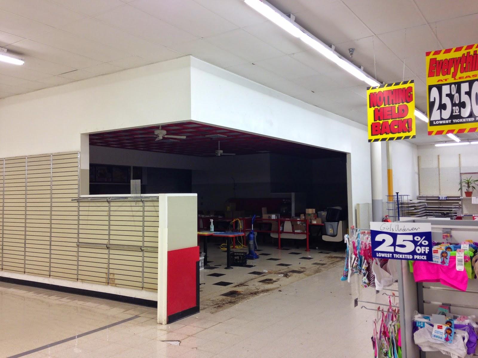 Kmart Store Interior