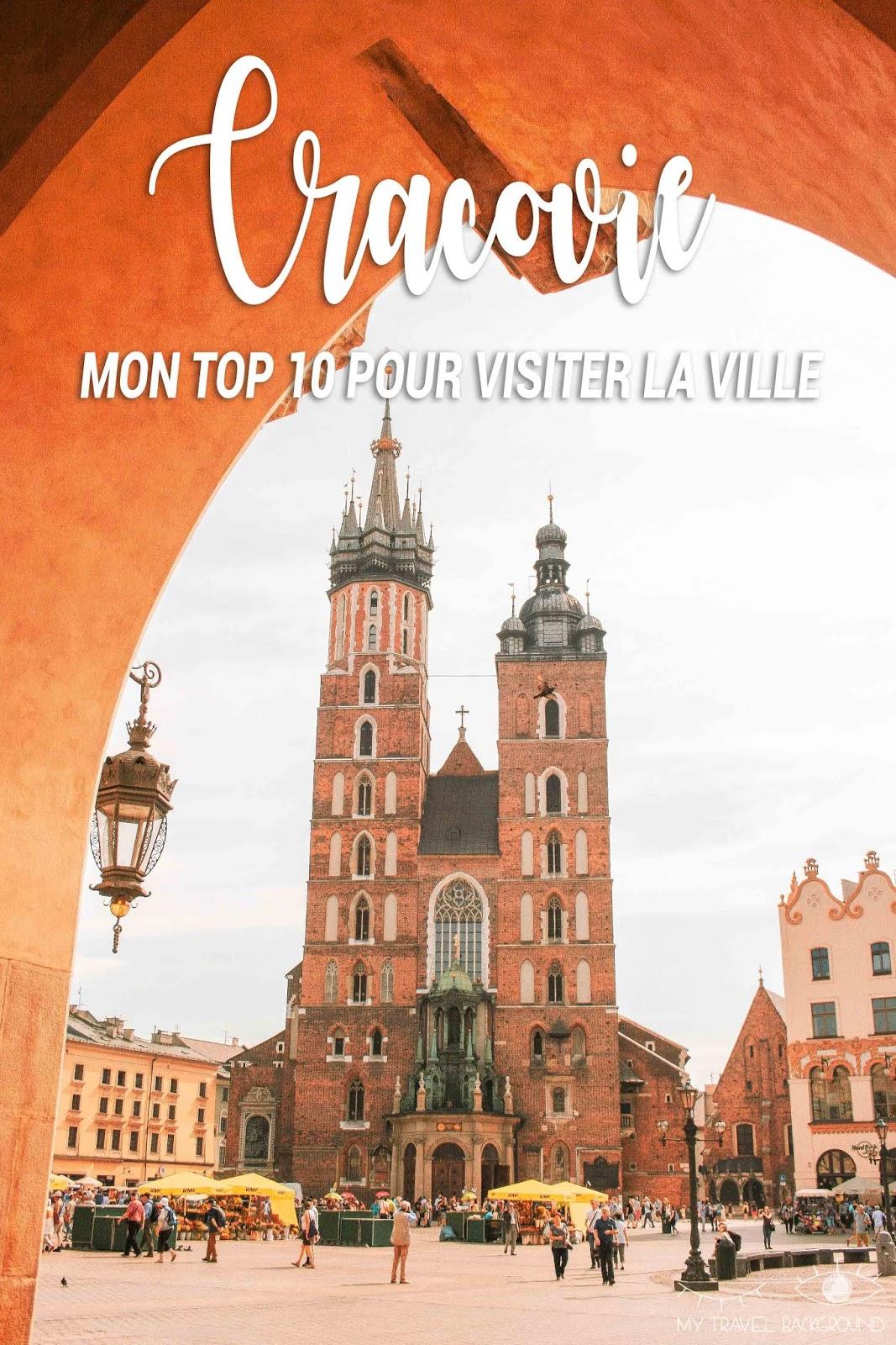 My Travel Background : Cracovie en Pologne, mon top 10 pour visiter la ville - Basilique Sainte-Marie