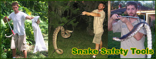 Snake safety tools
