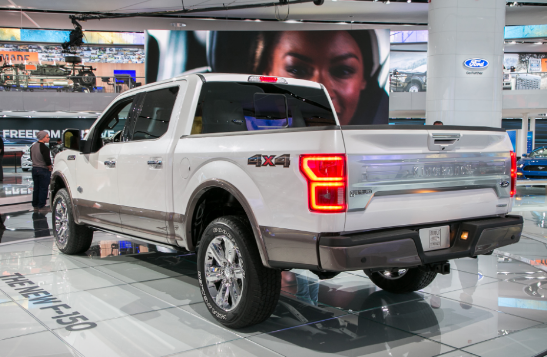 Ford F 150 2018  redesign Style, Powertrain easily
