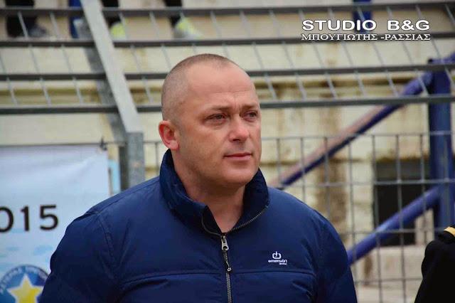 Γ. Μαντζούνης: Περίμενα από μια αριστερή κυβέρνηση να ασχοληθεί με τις αιτίες που δημιουργούν τα προβλήματα στο ελληνικό ποδόσφαιρο