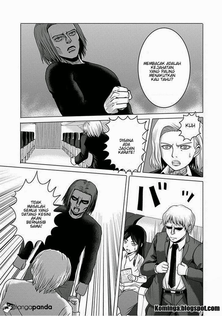 Komik zai x 10 007 8 Indonesia zai x 10 007 Terbaru 7|Baca Manga Komik Indonesia|