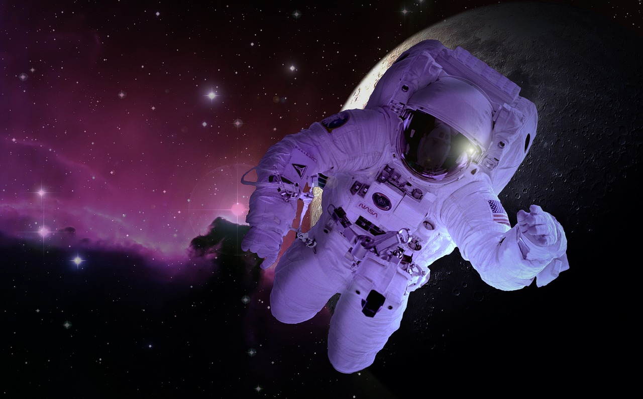 astronaut spacewalk for android - HD1680×1043