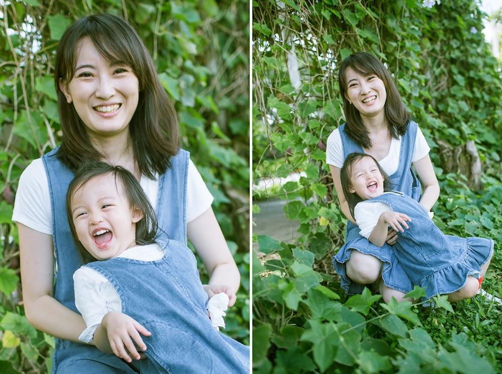 台北 戶外寶貝日系寫真 全家福兒童攝影推薦拍照