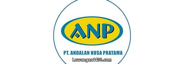 Lowongan Kerja PT. Andalan Nusa Pratama Bogor