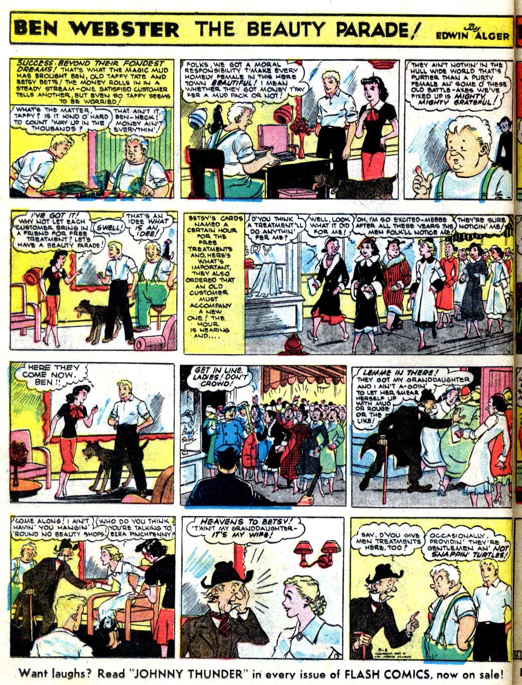 Read online All-American Comics (1939) comic -  Issue #15 - 51