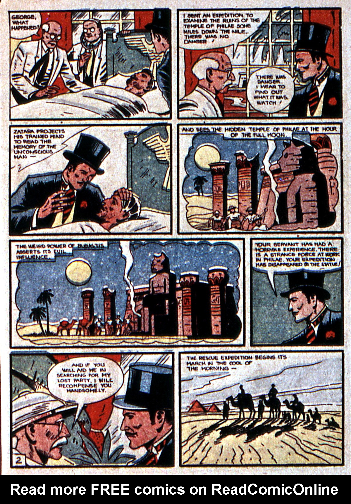 Read online Action Comics (1938) comic -  Issue #5 - 55
