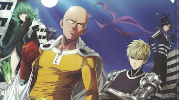 Anunciada segunda temporada para One Punch Man