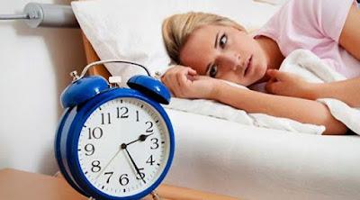 Penyebab Wanita Sulit Tidur