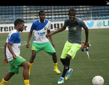 Buhari Winning War Against Boko Haram: See Crowd Beseech Maiduguri Stadium Watching 1st Match In 4years