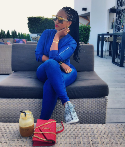 Hajia4real rocks her fashionista side in new pictures