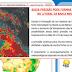 INMET emite alerta meteorológico para toda a Bahia, ciclone pode estar se formando