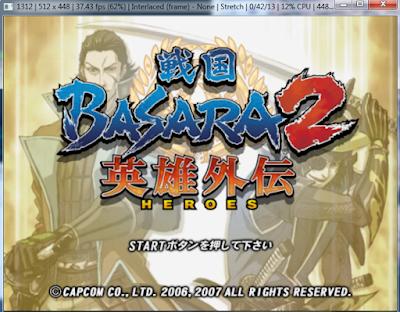 Download Sengoku Basara 2 Heroes PS2