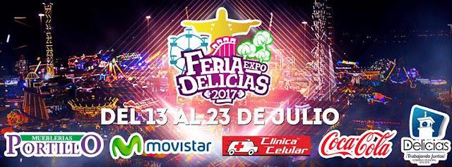 feria expo delicias 2017
