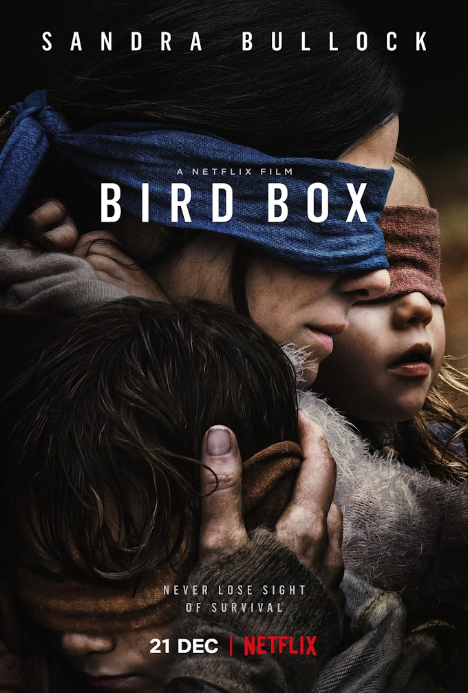 BIRD BOX 2018 MOVIE HD