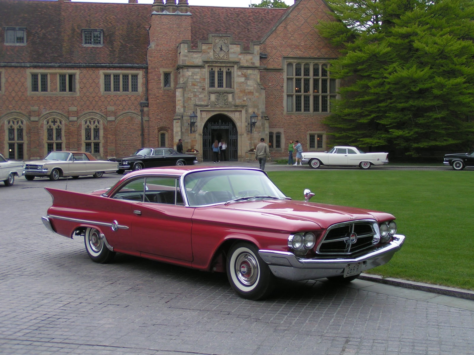 The Automobile and American Life: Cars that Emanated Masculinity ...