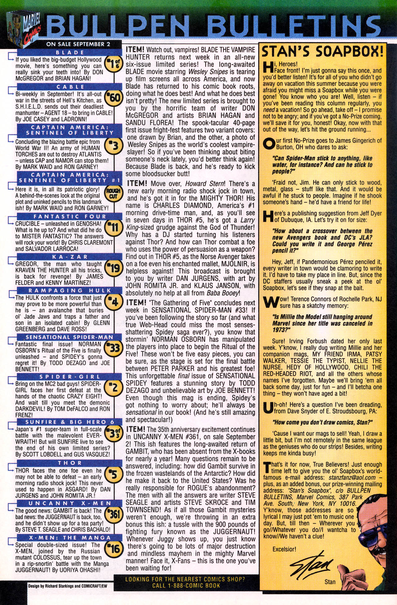 Read online X-Force (1991) comic -  Issue #82 - 34
