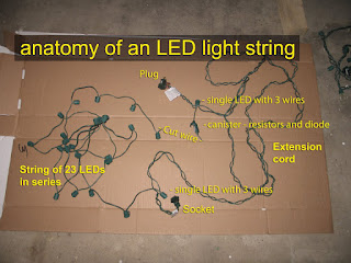Georgesworkshop Fixing Led String Lights
